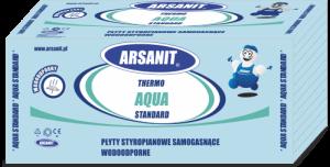 Arsanit Termo Aqua Standard Wodoodporne