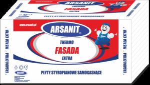 Płyta ocieplająca Arsanit extra