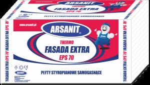Płyty Fasada Extra EPS70