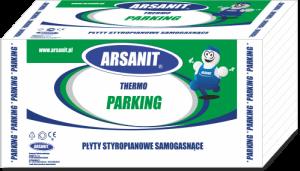 Płyty styropianowe samogasnące Termo Parking Arsanit