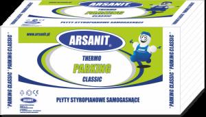 Arsanit Termo Parking Classic płyty styropianowe