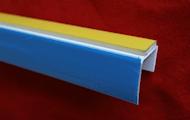 """Profil zakończeniowy typu """"J"""" do płyt G-K wzmocnia krawędzie płyt kartonowo-gipsowych"""