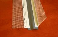 Listwy dylatacyjne z membraną wykonanie dylatacji pionowej lub poziomej ściany