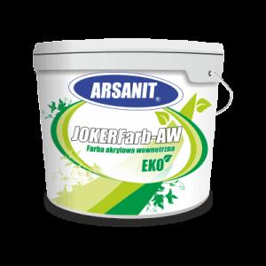 Arsanit Farba akrylowa wewnętrzna EKO JOKERFarb-AW
