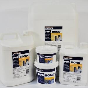 PVA Bond uszczelnia porowate powierzchnie i zapobiega pyleniu na betonie