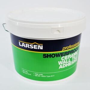 Profesionalny wodoodporny klej ceramiczny Larsen