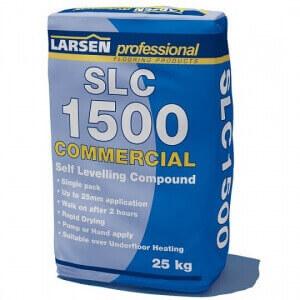 Larsen SLC 1500 to produkt o wysokiej jakości specialnych cementów i piasów