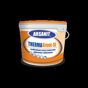 Arsanit podkładowa masa tynkarska silikatowo-silikonowa THermaGrunt-SI