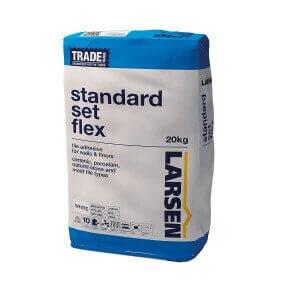 Trade Standardowy zestaw flex nadaje się do stosowania w bardziej wymagających obszarach