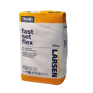 Trade fast set flex w opakowniu boało- pomarańczowym