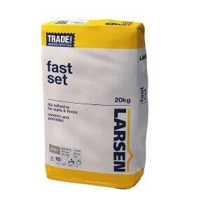 Trade fast set 20 kg w białożółtym opakowaniu